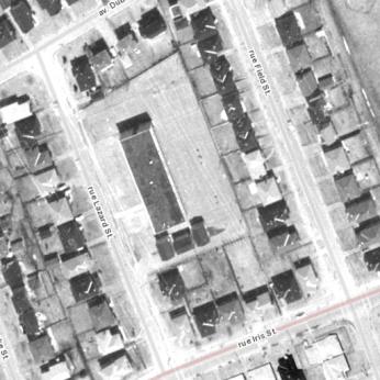 School, 1965. Image: geoOttawa.