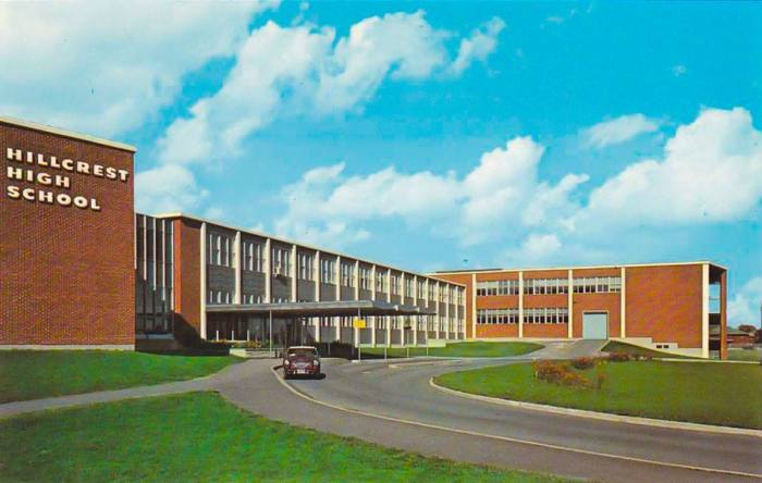 Hillcrest High School. Image: URBSite.