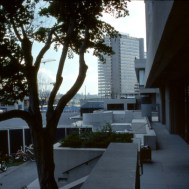 Exterior, Phases I and II. August 1976. Image: Ted Grant / LAC Accession 1984-082 NPC Box TCS 00014 Item 26.
