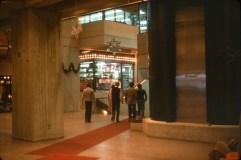 Interior, Phases I and II. January 1977. Image: Public Works / LAC Accession 1984-082 NPC Box TCS 00014 Item 4.