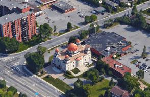 St. Elijah's (Elias) in 2015. Image: Google Maps.