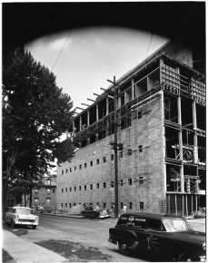 Construction continues. July 27, 1956. Image: City of Ottawa Archives CA039721.