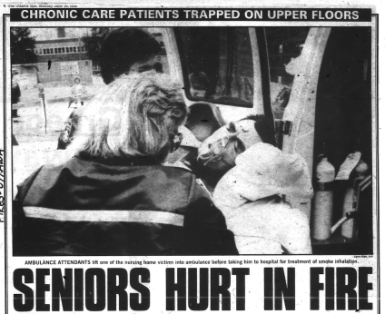 The visual communication was carried through to the inside. Source: Ottawa Sun, June 19, 1989, 4.
