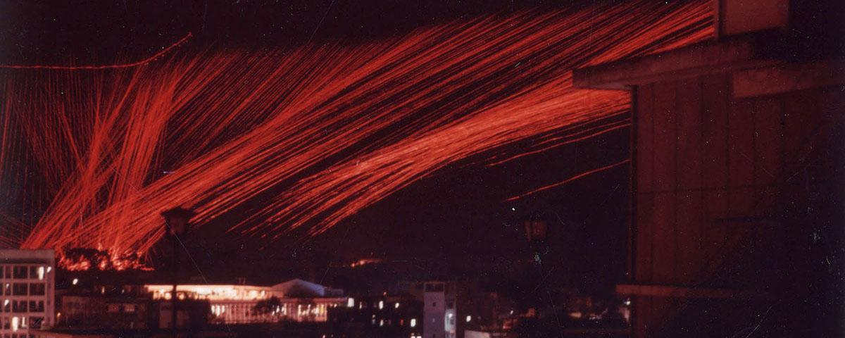 Spooky Gunship Operations in the Vietnam War