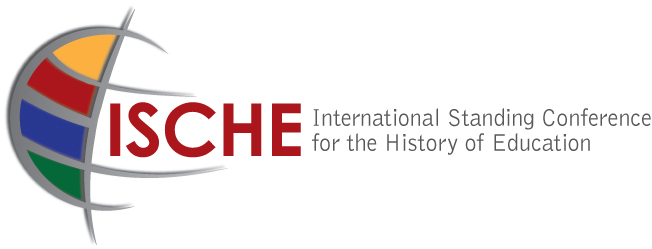 history of education society ISCHE logo horiz - About Us