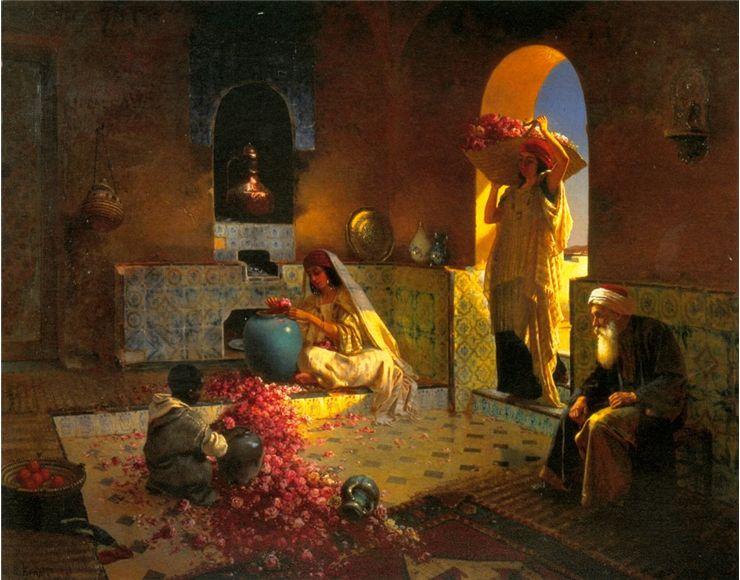 Resultado de imagem para mesopotamia perfume