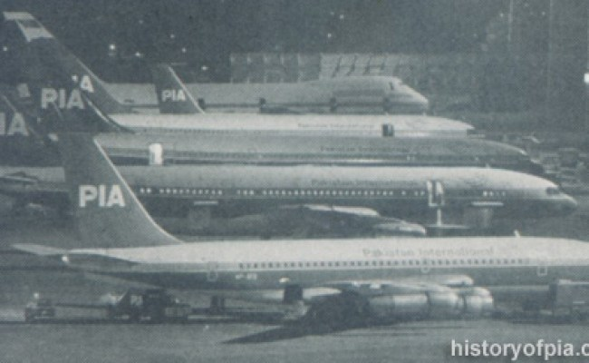 Foreign Airline Incidents In Or From Pakistan History