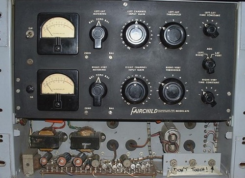 Audio Limiter Compressor Circuit Schematic