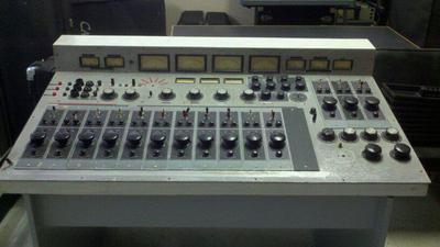 American Studio Custom Universal Audio Console