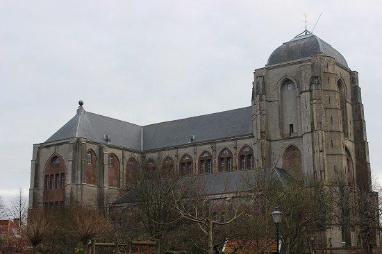 The Great Church of Veere (Grote Kerk)