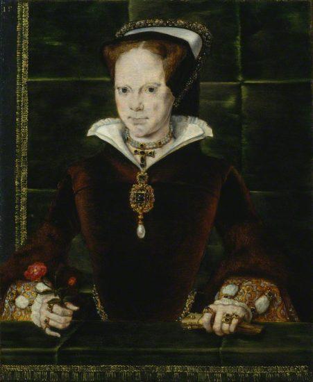 1554 by Hans Eworth