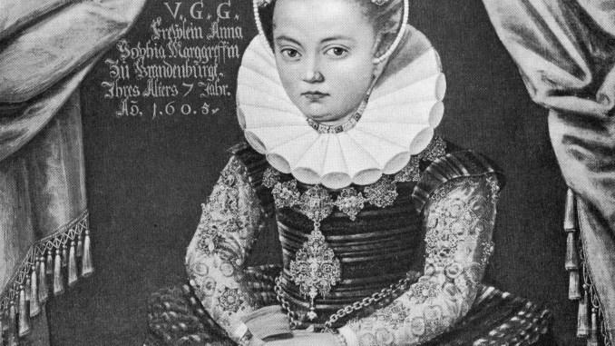 Anna Sophia of Brandenburg