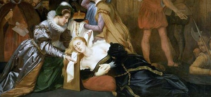 mary queen scots execution