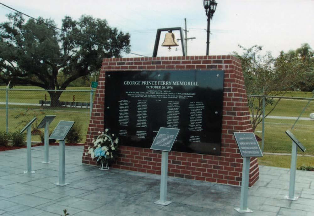 George Prince Ferry Memorial