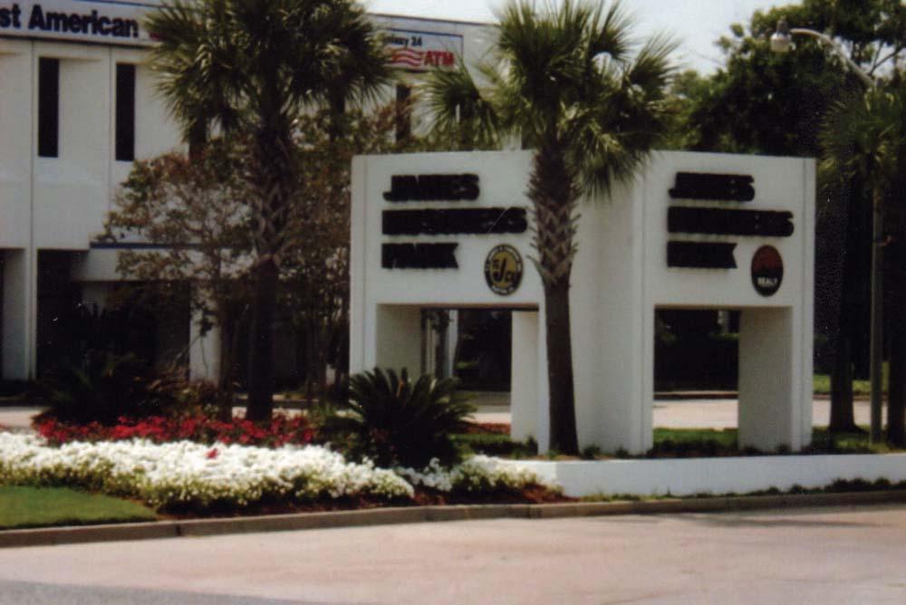 James Business Park