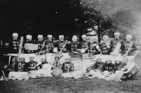 Susie's Kitchen Band