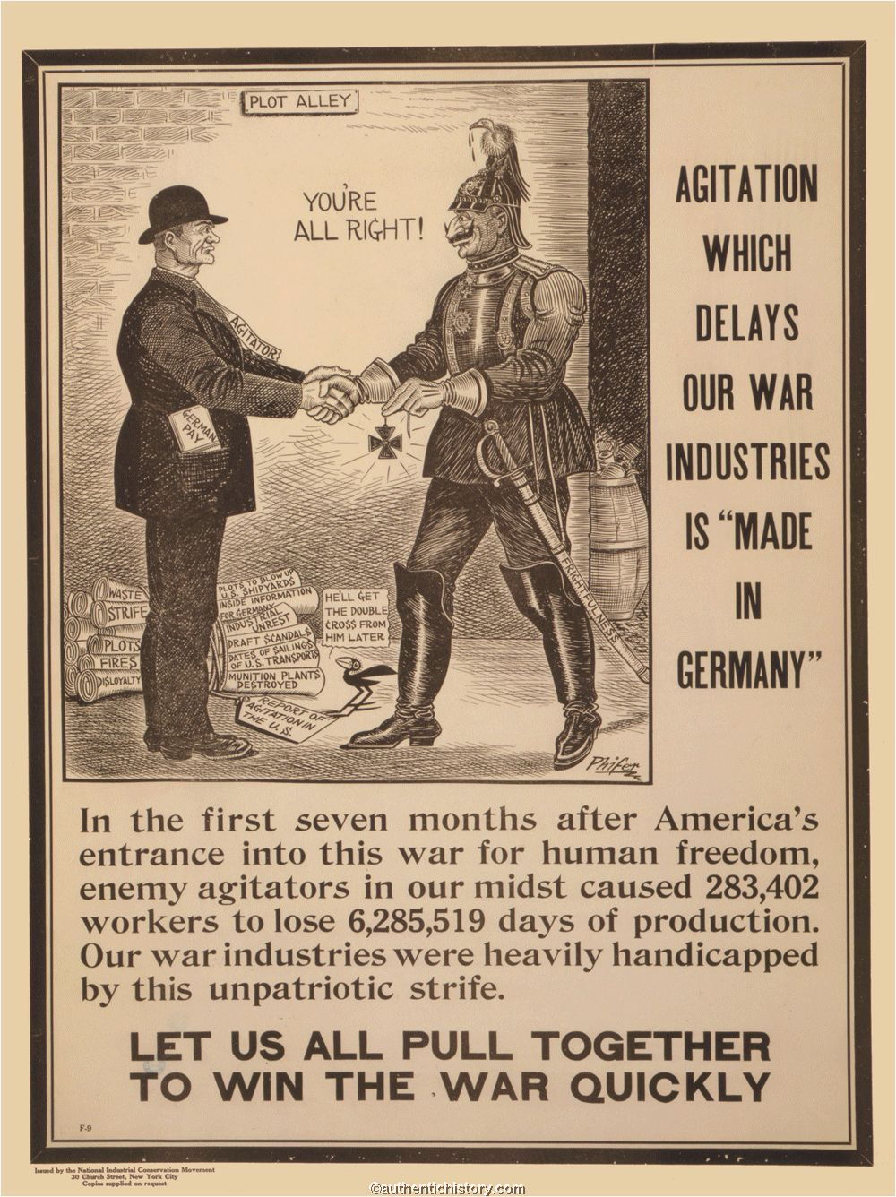 War Hysteria & The Persecution Of German Americans