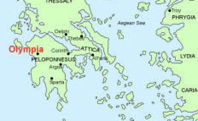 Ancient Greece Ancient Olympics History