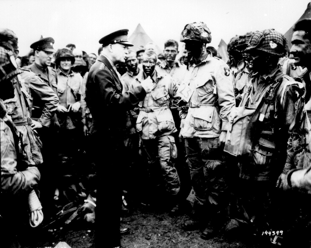 Eisenhower And D Day His Role In Operation Overlord