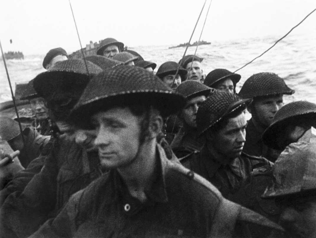 D Day Commandos