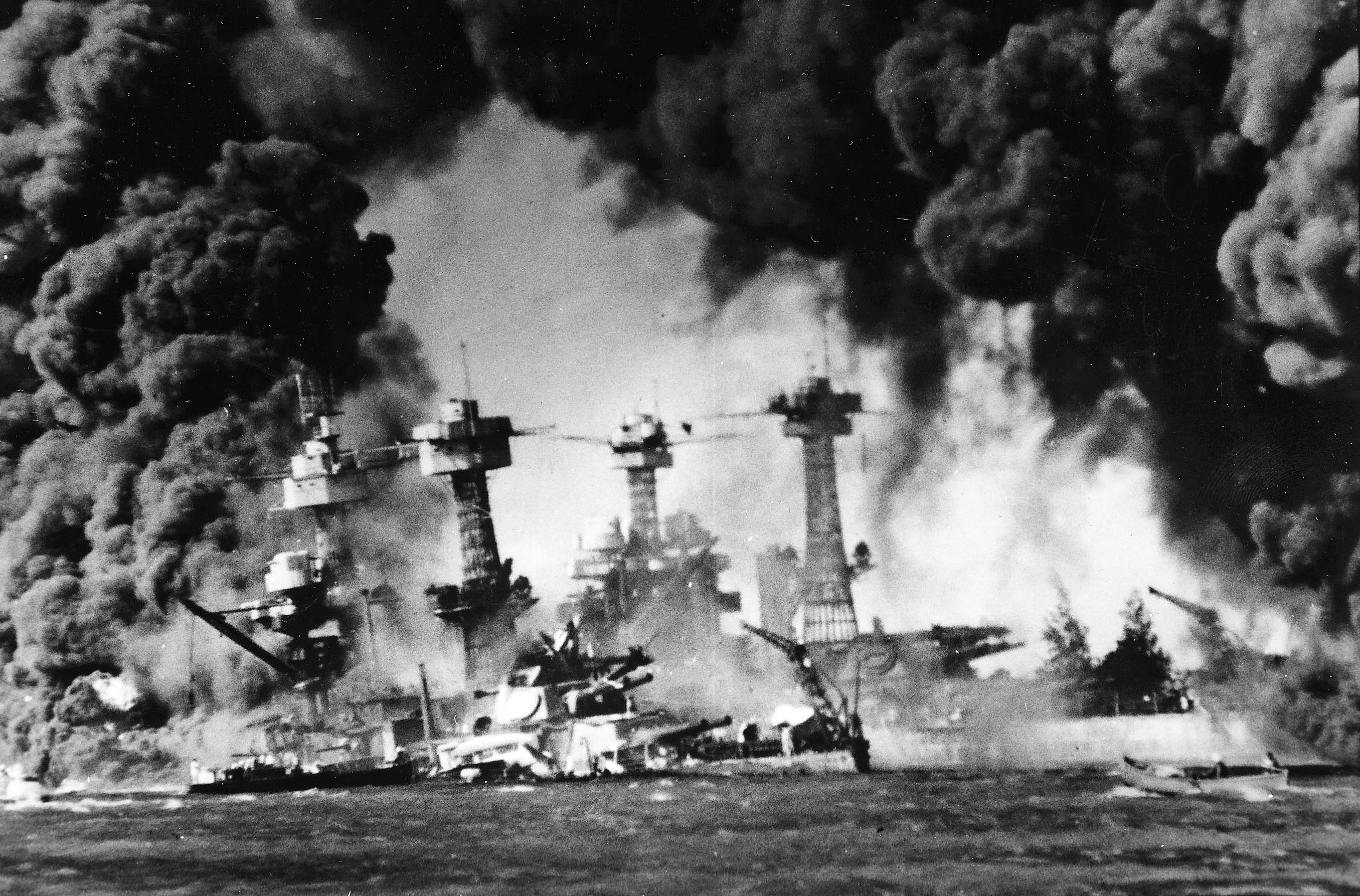 Intelligence Warnings Of The Pearl Harbor Before