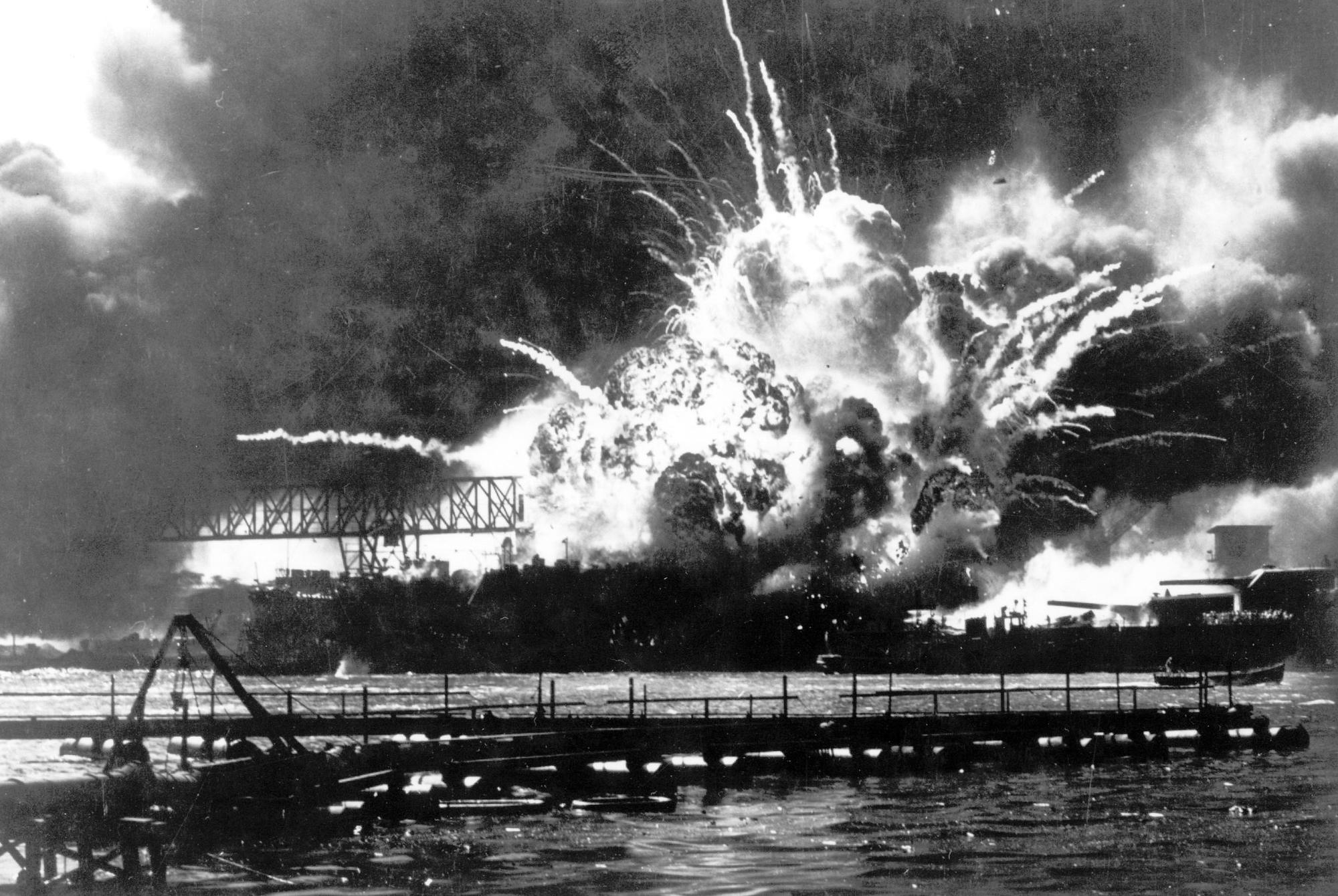 Whoed Pearl Harbor And Why America S Search For