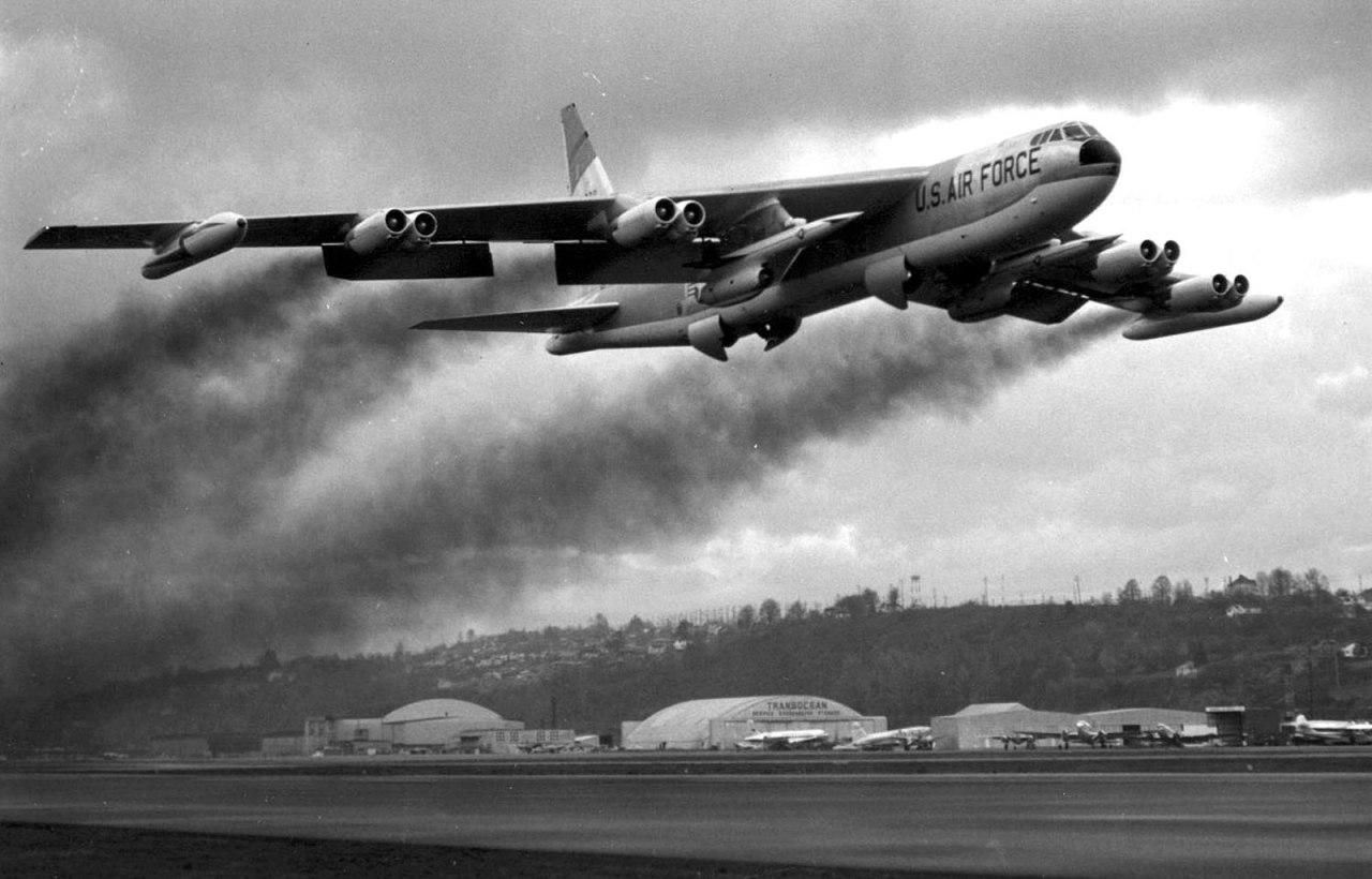 The Strategic Air Command Sac A History