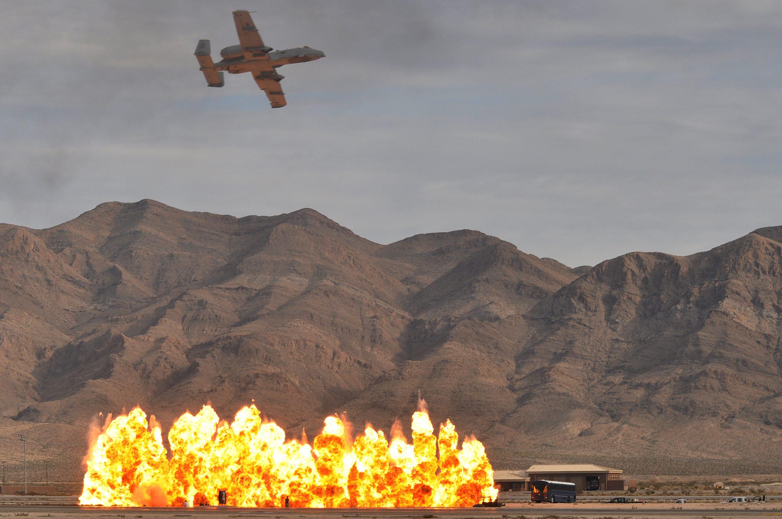 Close Air Support Cas Its Korean War Origin