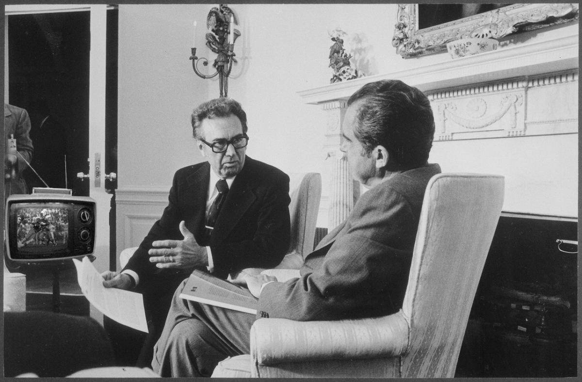 Nixon Doctrine A Pragmatic Cold War Strategy