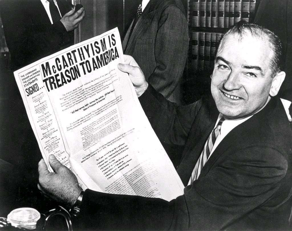 The Cold War Home Front Mccarthyism