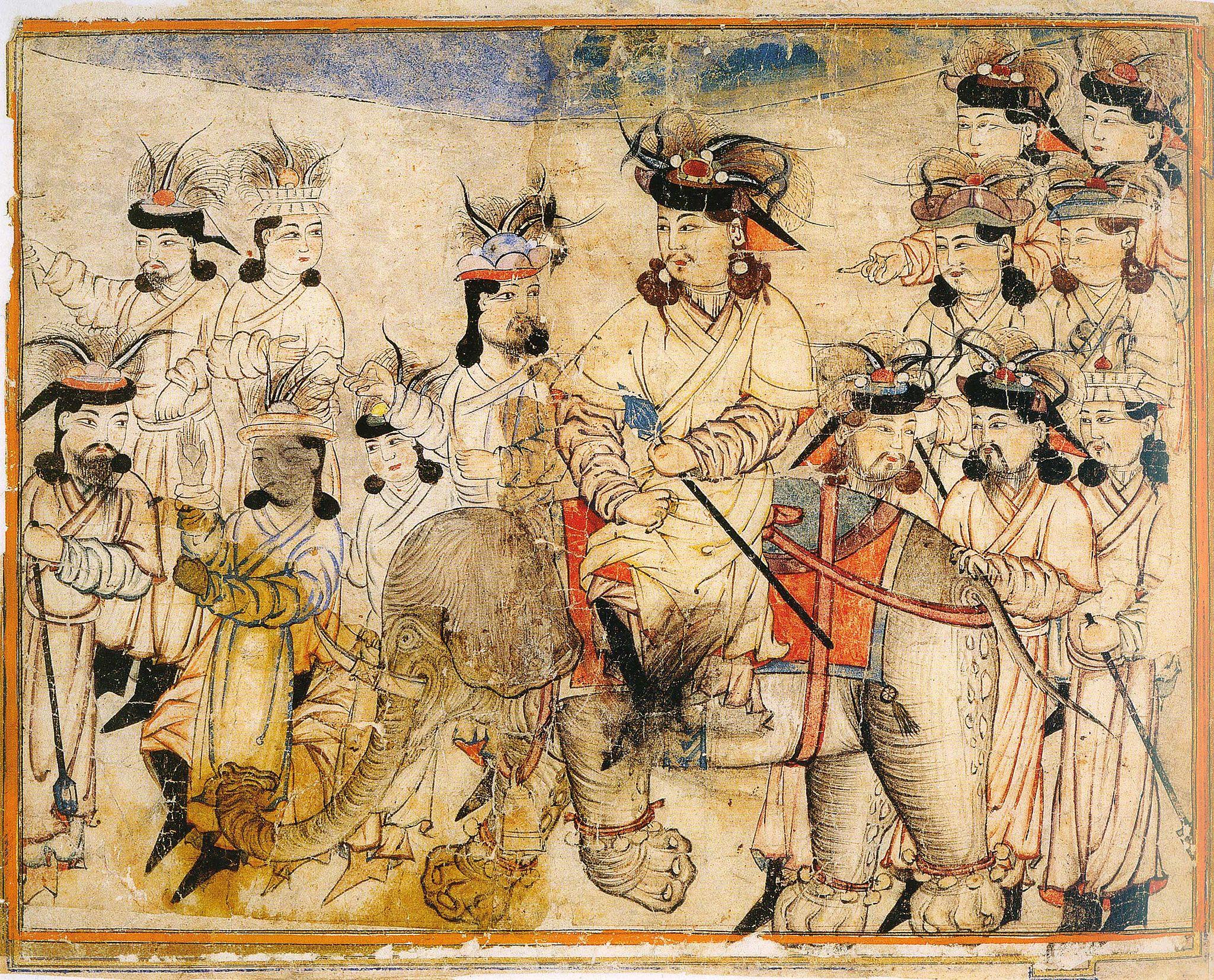 Positive Legacies Of The Mongolian Empire International