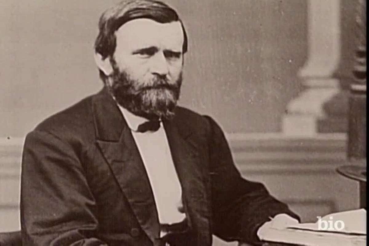 Commanding General Ulysses S Grant