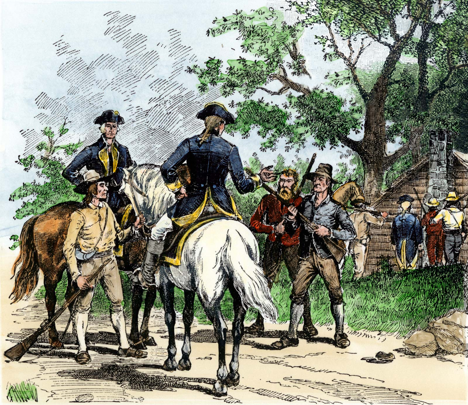 The Whiskey Rebellion S Significance