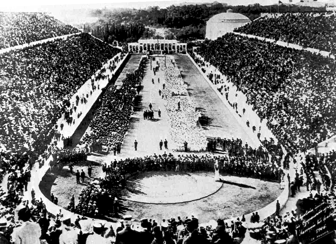 6th April The First Modern Olympic Games Take Place