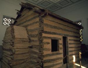 Lincoln's One Room Cabin