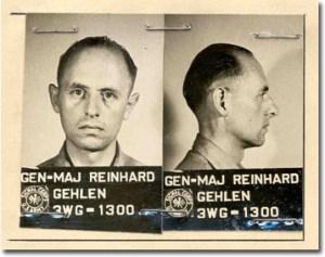 Reinhard Gehlen in 1945