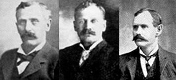George, Douglas and Sam Bernard