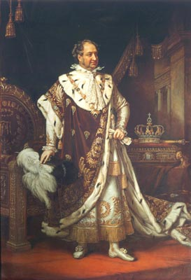 King Maximilian I Joseph of Bavaria