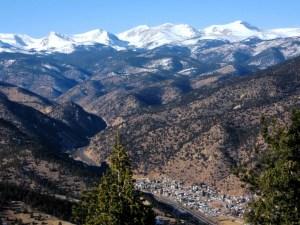 Rocky Mountain Mining Towns: Idaho Springs, Colorado
