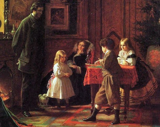Christmas In 19th Century America History Today