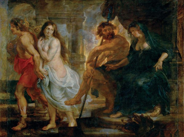 Orpheus and Eurydice | History Today