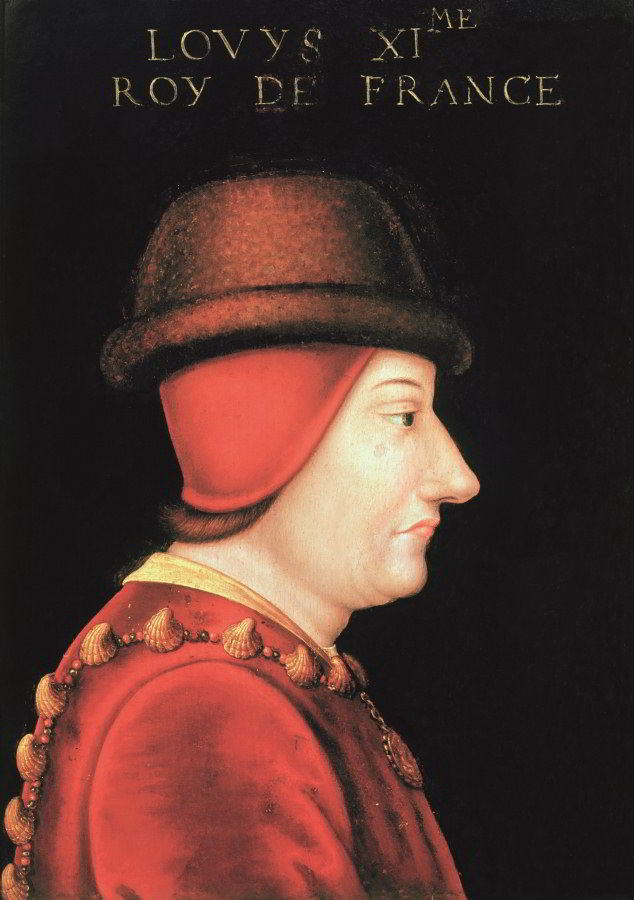 Louis XI becomes King of France  History Today