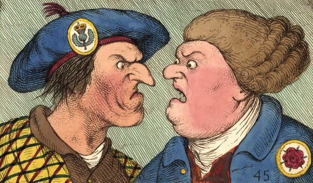 Image result for cartoons 1707 act of union