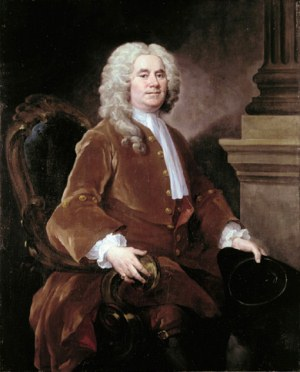 William Jones, mathematician from Wales, 1740