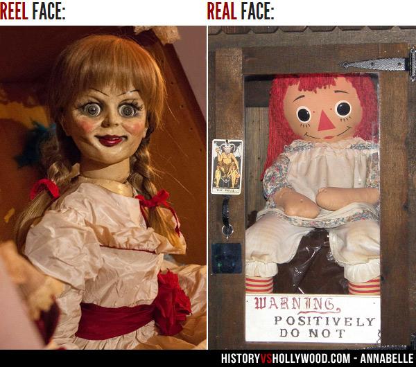 real annabelle doll annabelle