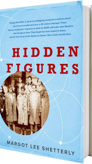 Hidden Figures book Margot Lee Shetterly
