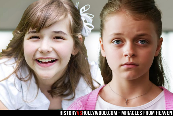 Anna Beam and actress Kylie Rogers