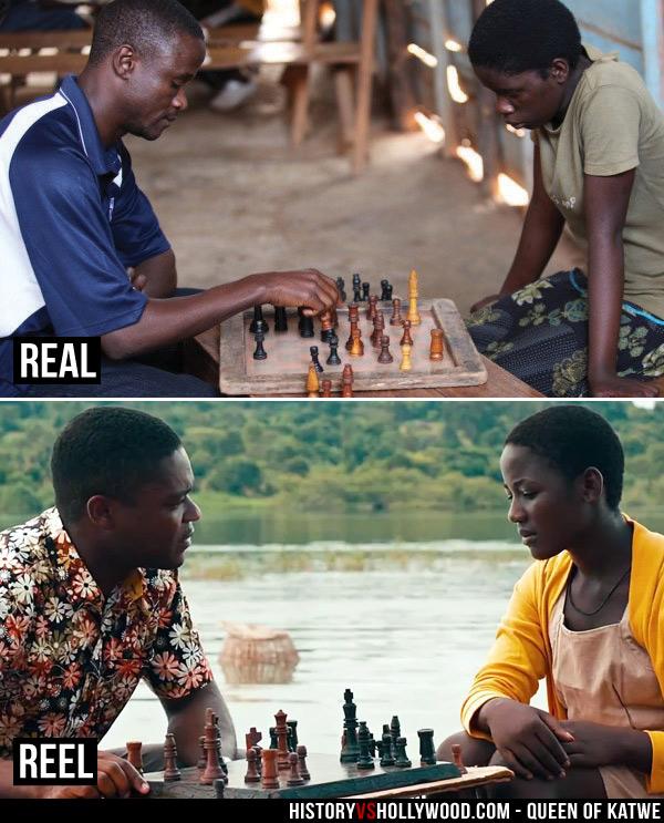 Robert Katende and Phiona Mutesi