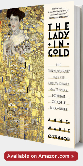The Lady in Gold book Anne-Marie O'Connor