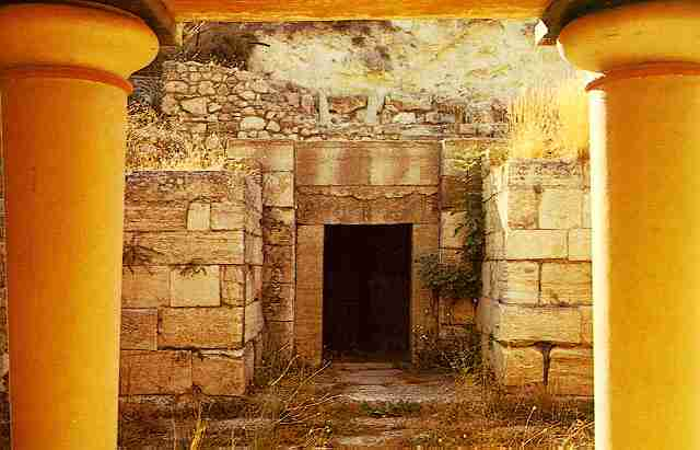 HistoryWiz The Temple Tomb at Knossos